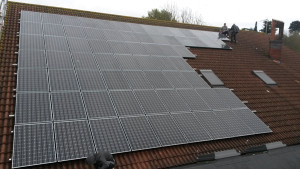 Wonford Community and learning Centre Solar Installation