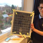 Art and Energy workshops help people of all ages make creative solar chargers. Image credit: Art and Energy
