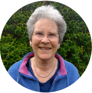 ECOE's new team member Margaret Pickering