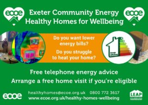 healthyhomes@ecoe.org.uk if you or anyone you know struggles to heat their home.