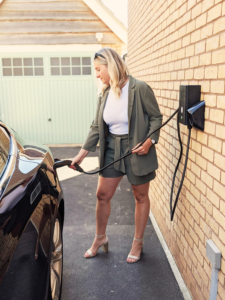 Making better use of electric vehicle chargers