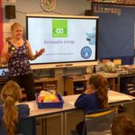 Seadream Education used their funding to run three classes across two Exeter schools over the pandemic period