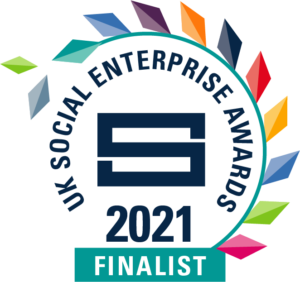 ECOE is one of six finalists for UK Environmental Social Enterprise for the year 2020/2021.