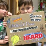Get creative to share messages about climate change with Art and Energy. Image credit: Art and Energy